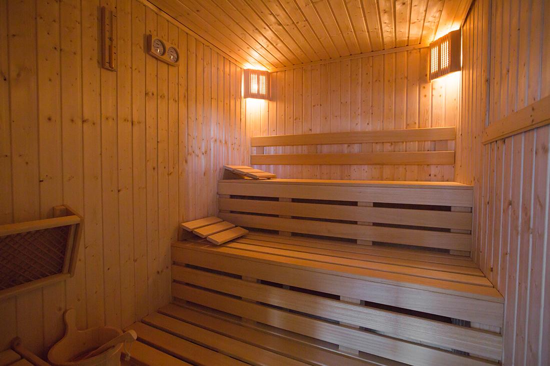 """Финландската сауна в къща за Гости """"Панорама"""" село Гела"""