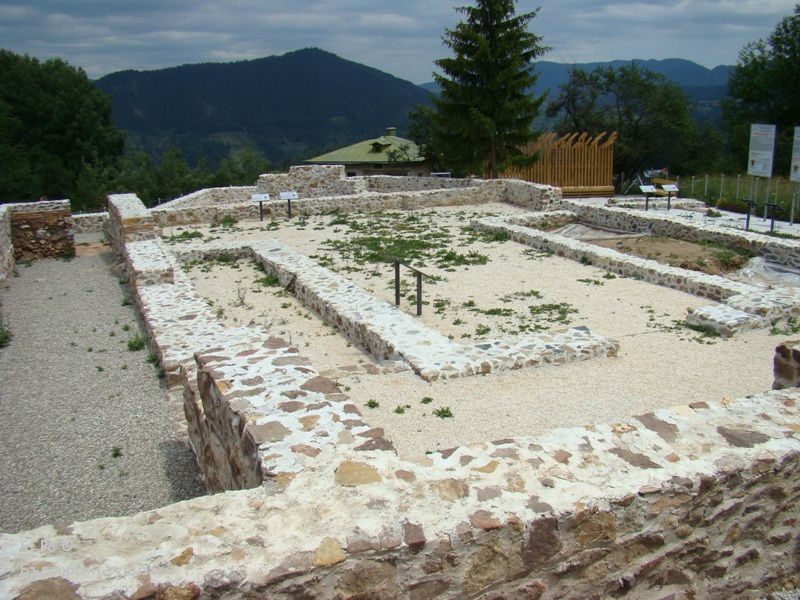 Rannowizantiiska bazilika Gela 1