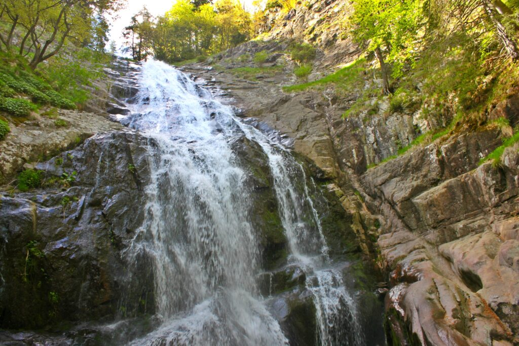 водопад Орфей, Родопи