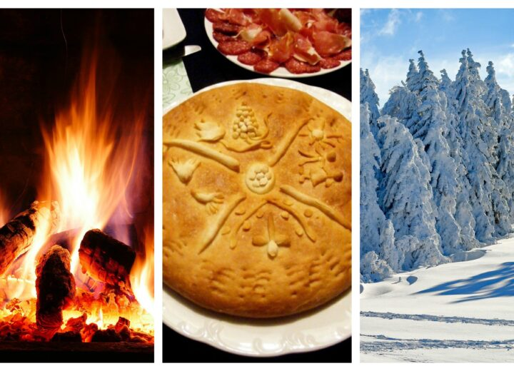 Как празнуваме Бъдни вечер и Коледа в Родопите?