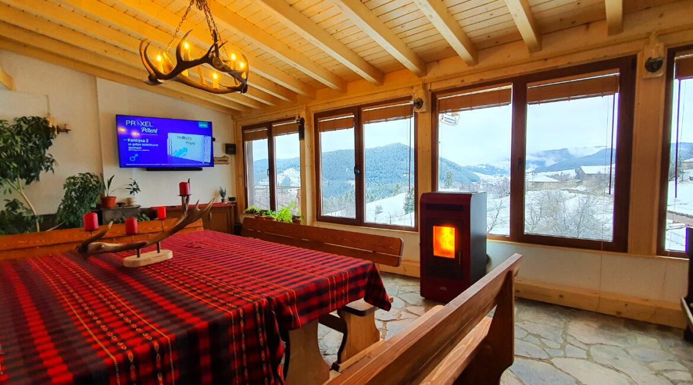 """Къща """"Панорама"""", в село Гела, вече има нова механа за гости!"""