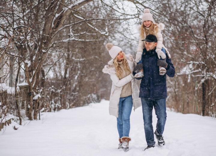 Хубави места за почивка в Родопите през зимата