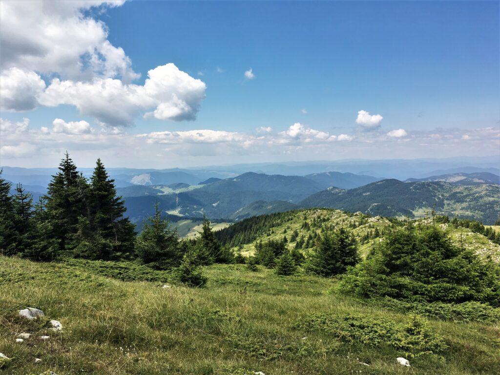 връх Орфей, Родопи