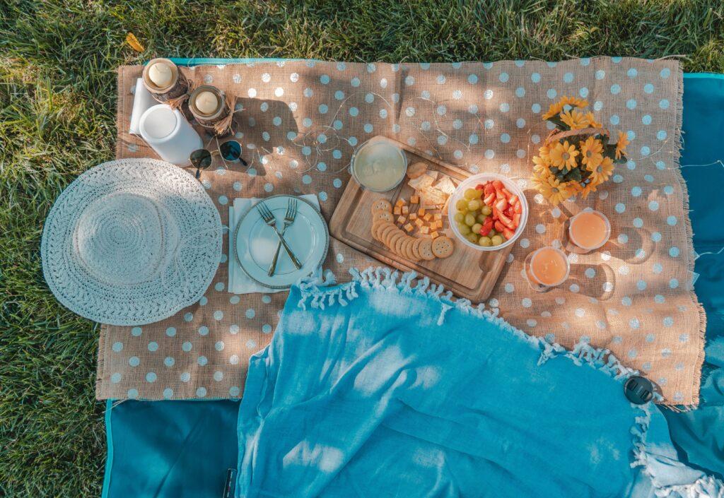 пикник, Гела